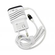10 Carregador V8 3.1A 2x USB ORIGINAL INOVA  Revenda  LOTE