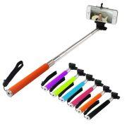 Bastão Pau de Selfie c/ Controle Remoto Bluetooth