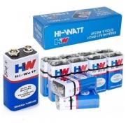 Bateria 9v unitário