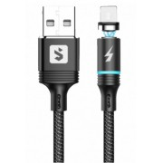 Cabo Lightning Magnético 2.4A 2m SX-B16i6 - Sumexr