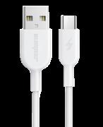 Cabo Micro USB V8 2.4A 1m SS-A1V8 - Sumexr
