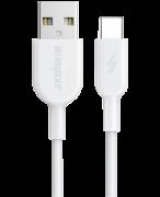 Cabo Para Carregamento USB Type C 2m SS-A1C - Sumexr