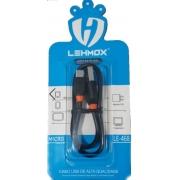 Cabo USB 3.0A V8  3 CM LE-468