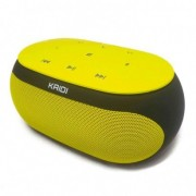 Caixa De Som Bluetooth Wireless Speaker Rádio Fm KD813 - KAIDI