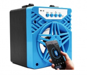 Caixa De Som Portatil Bluetooth Usb Radio FM SPK-02 - GRASEP