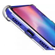 Capinha Anti-Shock Transparente Xiaomi Mi 7, 8, 9, Note 7, K20, Mi 9T, 9T Pro