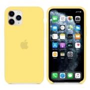 Capinha Silicone Aveludada linha IPhone