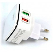 Carregador Celular Turbo 4.2a Quick Charge 3.0 KD102 - KAIDI