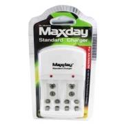 Carregador de Baterias Bivolt MAxday