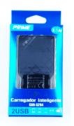 Carregador de tomada 2 USB 3.1A CAR-G5204 - INOVA