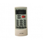 Controle para Ar Condicionado - Elgin Split  LE 7420