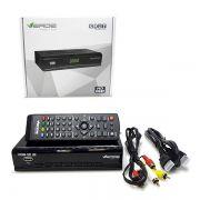 Conversor Digital HD 1080P ISDBT Verde
