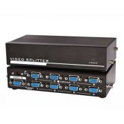 Distribuidor de Video 8 portas (VGA Splitter) Bivolt