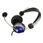 Fone C3 Tech Headset Gamer Pterodax Prta/Prto c/ Microfone