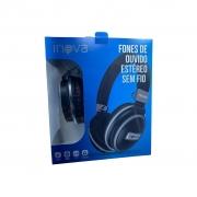 Fone de Ouvido Bluetooth FON-2247D - INOVA