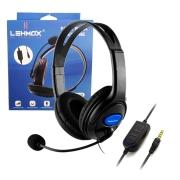 Fone de Ouvido Headset Gamer PS4/X-One LEY-35