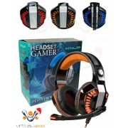 Fone de Ouvido Headset PC/PS4/XBOX ONE KP-491 - Knup