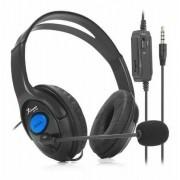 Fone de Ouvido Headset PS4 KP-352 - Knup