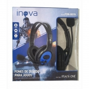 Fone de Ouvido Inova FON-8619