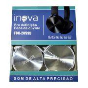 Fone Ouvido Headphone Microf. Extra Bass Inova F2059D