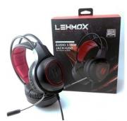 Headset Gamer Fone De Ouvido Led Lehmox GT-f4