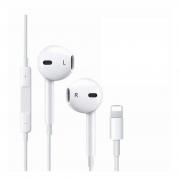 Kit 10 Fone De Ouvido Lightning P/ iPhone 7 8 X Xr Xs 11 12