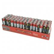 Kit 56x Pilhas de Zinco BF AAA Palito