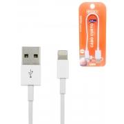 Kit 5 Mini Cabo Celular USB Iphone Lightning Atacado revenda