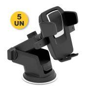 Kit 5x Suporte Veicular para Smartphone GPS SZP-89