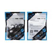 Kit Atacado 10 Fone Ouvido c/ Microfone Inova FON-10052