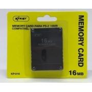 Memory Card 16mb Playstation 2 Ps2 knup
