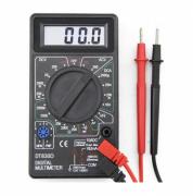 Multímetro Digital Portátil Profissional + Bateria Dt-830b