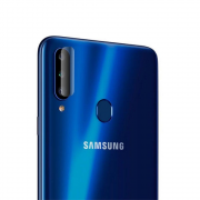 Película De Vidro Para Câmera Samsung A01 Core A10s A20 A30