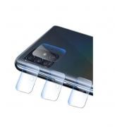 Película Vidro P/ Câmera Samsung A11 A21s A31 A51 A71 A81 A91