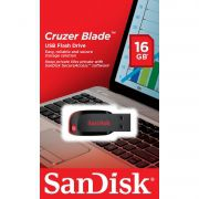 Pendrive | 16GB | Sandisk Cruzer Blade