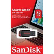Pendrive | 32GB | Sandisk Cruzer Blade