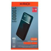 Power Bank Kaidi KD563 10.000 Mah c/ Visor digital