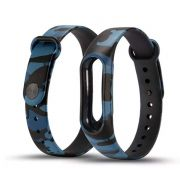 Pulseira Camuflada Azul p/ Relógio M2