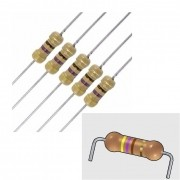 Resistor de Fio 12V (Pacote 1000un)
