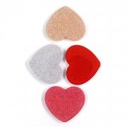 Suporte Pop Celular Universal Glitter Coração