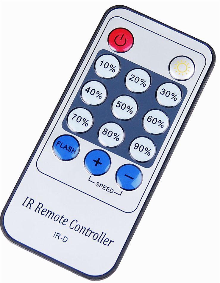 Controle Remoto Dimmer 12V Led Monocromático
