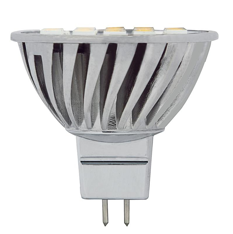 Lâmpada 24 Led 5050 6w 127V Bi-pino