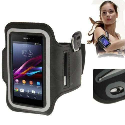30x Braçadeira Capa Armband Porta Celular Universal Corrida - QUEIMA ESTOQUE