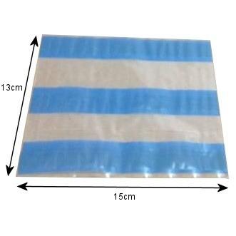 Envelope Plástico Janela Nota Fiscal Danfe 15x13 (5000pcs)