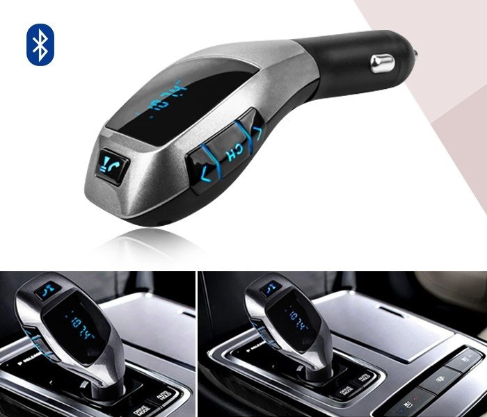 Adaptador Bluetooth X7 Wireless Car