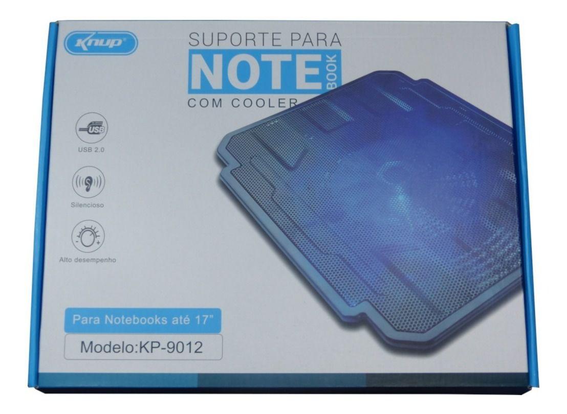 Base Cooler para Notebook KP-9012
