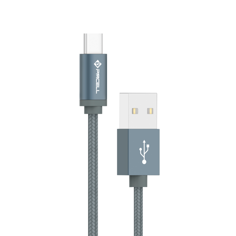 CABO DADOS TURBO USB | TIPO C 2M | PMCELL CROMO879 CB21