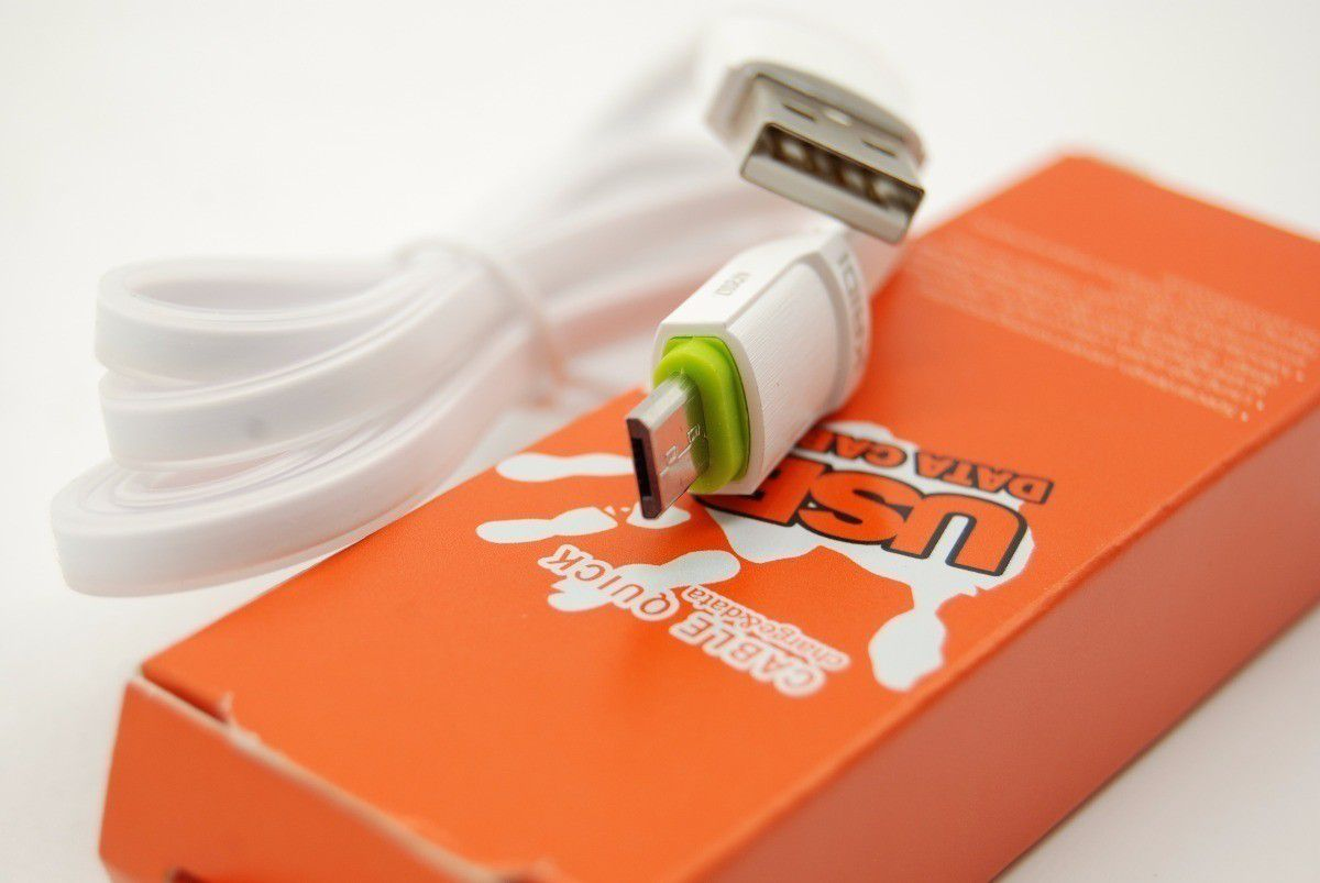 Cabo de Dados USB | 1M V8 | Kaidi KD305