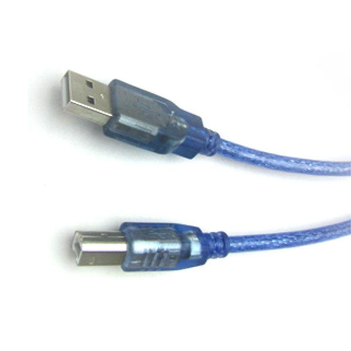 Cabo USB para impressora 5m AMxBM