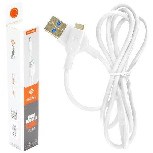 CABO TURBO USB | 1M TIPO C | PMCELL SOLID999 CB11